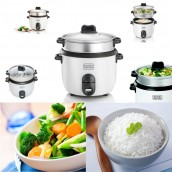 1.8 Ltr Rice Cooker-External Steam Tray