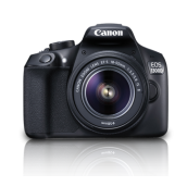 Canon EOS 1300D Camera (18-55)