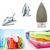 1750W Steam Iron- Green