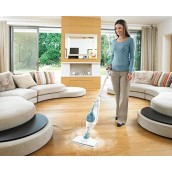 2 in 1 Steam Mop With Handle