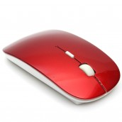 2.4GHz SLIM Wireless Mouse with USB receiver