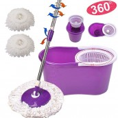 360° Rotating Automatic Mop with Mini bucket