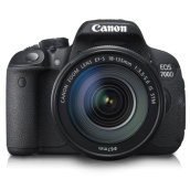 Canon EOS 700D Camera (18-135)