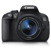 Canon EOS 700D Camera (18-55)