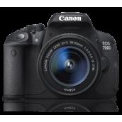 Canon EOS 700D Camera (18-55)