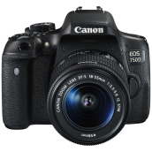 Canon EOS 750D Camera (18-55)