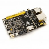 Banana Pi--Banana Pro Mini PC Open Source Mainboard with ARM Cortex-A7 Dual-core (ARMv7-A) 1 GHz CPU 1GB Memory