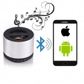 Bluetooth Wireless Portable Stereo For Smartphone Tablet