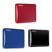 Canvio Connect External Hard disk drive 1TB/2TB