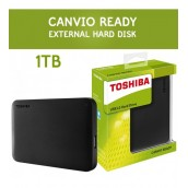 Canvio Ready 1TB External HDD