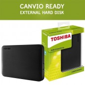 Canvio Ready 750GB External HDD