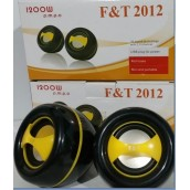 Speaker F&T 2012