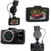 Car DVR with GPS GS98C