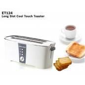 Cool Touch 4 Slice Toaster With Automatic Pop Up