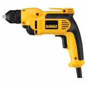 "Dewalt 3/8"" (10mm) VSR Pistol Grip Drill With Keyless Chuck"
