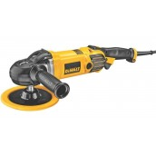 "Dewalt 7"" / 9"" Variable Speed Polisher With Soft Start"