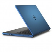 Dell 5558 i3  Blue Notebook(Intel Core i3 2.0GHz/ 6GB DDR3 / 1TB / 15.6'')