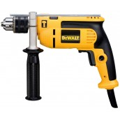 Dewalt 13 mm, 650W, 0-2800 rpm Hammer Drill With kit box