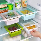 Kitchen Fridge Freezer Organizer Storage Box