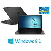 "HP Pavilion 15 - AB551TX  i7 Notebook (Intel Core i7 2.4GHz / 3.0GHz / 4GB DDR3 / 500GB / 15.6"")"