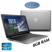"HP Pavilion 15 - AB551TX i7 Notebook (Intel Core i7 2.5GHz / 3.1GHz / 8GB DDR3 / 1TB / 15.6"")"