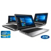 "HP Probook 450 - G3 i5 Notebook (Intel Core i5 2.3GHz / 2.8GHz / 4GB DDR3 / 1TB / 15.6"")"