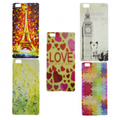 Printed Mobile Phone  Case for Huawei P8 Lite