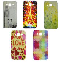 Printed Mobile Phone Case for Samsung Galaxy J5