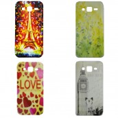 Printed Mobile Phone Case for Samsung Galaxy J7