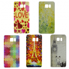 Printed Mobile Phone Case for Samsung Galaxy S6