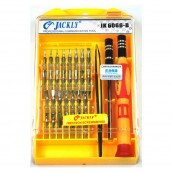 JACKLY 33 in 1 Magnetic Screw Driver Tool Kit