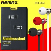 REMAX Stainless Steel Earphones RM -565i