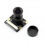 RPi Camera with Night Vision and Adjustable Focus