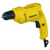 STANLEY 10MM KEYLESS 550W DRILL MACHINE