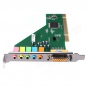 Sound Card PCI EXP (Windows 7 Support)