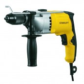 Stanley  720W 13mm Hammer DRILL and Kit Box
