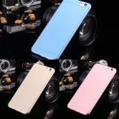Ultrathin TPU Mobile Phone Case for Apple iPhone 6/6S