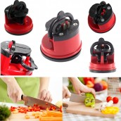 Vacuum Base Carbon Steel Knife Sharpener