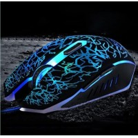 Wolf Domain Gaming Mouse