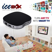 Ice Box - Turn Any TV into Smart TV